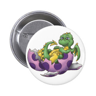 Baby Dragon Buttons