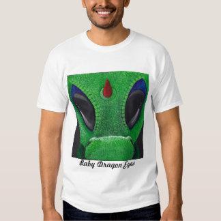 Baby Dragon Eyes Tee Shirts