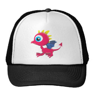 BABY DRAGON TRUCKER HAT