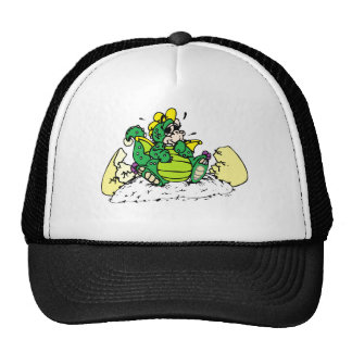 baby dragon trucker hats