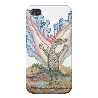 Baby Dragon iPhone 4 Cases