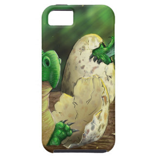 Baby Dragon iPhone 5 Cover