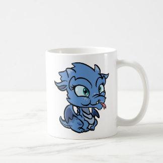 Baby Dragon Classic White Coffee Mug