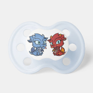 Baby Dragon Pacifiers