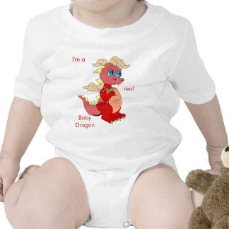 Baby Dragon Baby Bodysuits