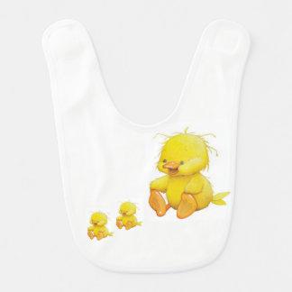 Baby Duck Bib