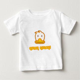 Baby Duck Cartoon Baby T-Shirt