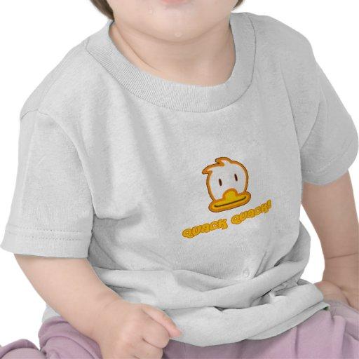 Baby Duck Cartoon T-shirts