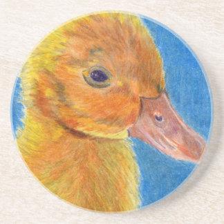 Baby Duck Beverage Coasters