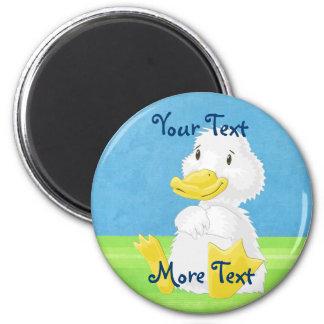 Baby Duckling Magnet