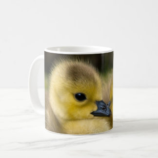 Baby Ducks Fuzzy Soft Coffee Mug