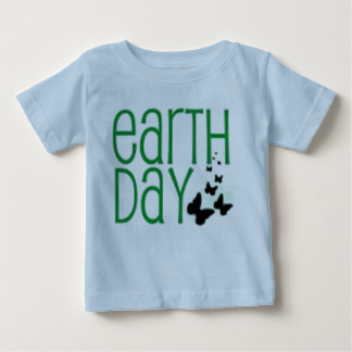 baby earth day shirt. baby T-Shirt