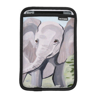 Baby Elephant 2 (Kimberly Turnbull Art) iPad Mini Sleeve