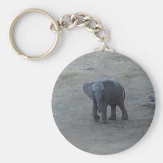 Baby Elephant Key Chain - by Fern Savannah