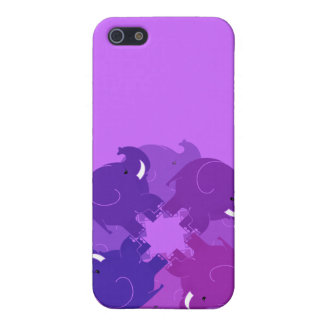BABY ELEPHANTS COVER FOR iPhone 5/5S