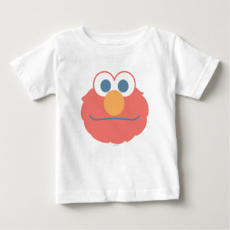 Baby Elmo Face Baby T-Shirt