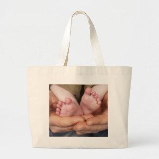 Baby Feet Bag