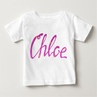 Baby Fine Jersey T-Shirt  Chloe