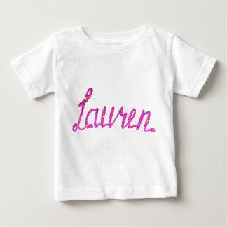 Baby Fine Jersey T-Shirt Lauren
