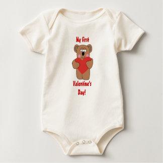 Baby First Valentine's Day Cute Shirt