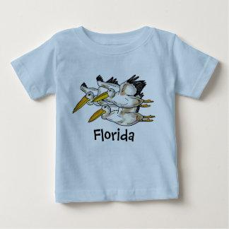 Baby Florida pelican shirt