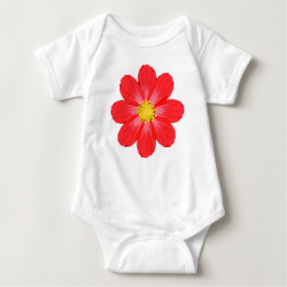 Baby Flower Power Baby Bodysuit