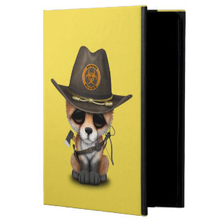 Baby Fox Zombie Hunter Powis iPad Air 2 Case