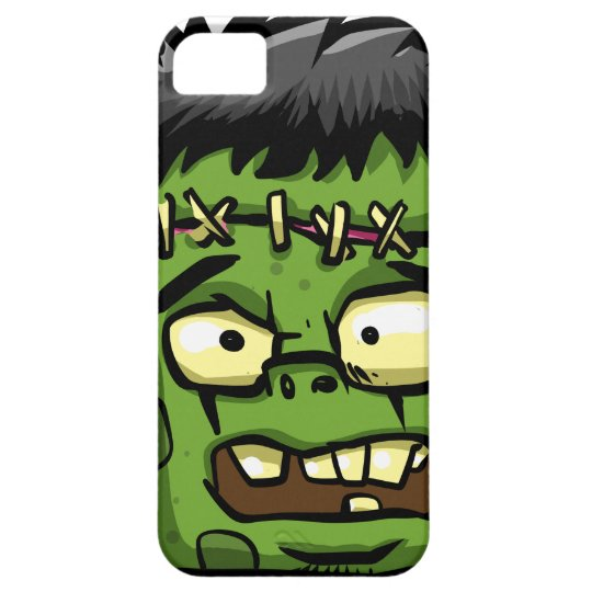 Baby frankenstein - baby frank - frank face barely there iPhone 5 case