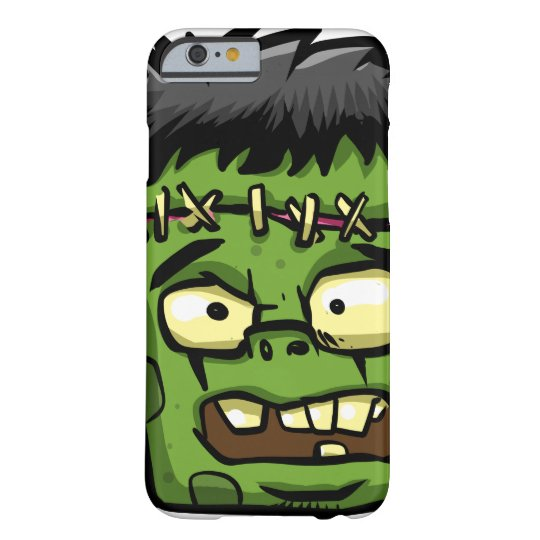 Baby frankenstein - baby frank - frank face barely there iPhone 6 case
