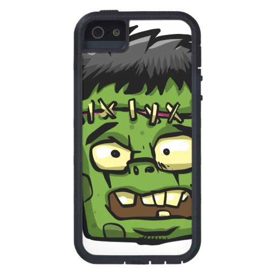 Baby frankenstein - baby frank - frank face case for iPhone 5
