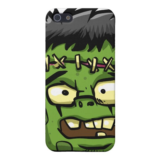Baby frankenstein - baby frank - frank face case for the iPhone 5