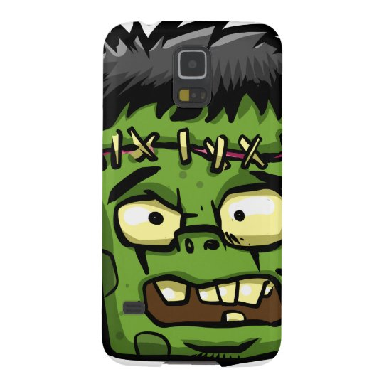 Baby frankenstein - baby frank - frank face cases for galaxy s5