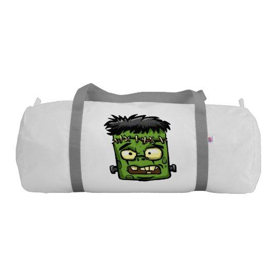 Baby frankenstein - baby frank - frank face gym bag