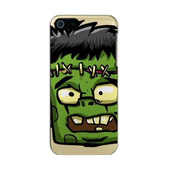 Baby frankenstein - baby frank - frank face incipio feather® shine iPhone 5 case
