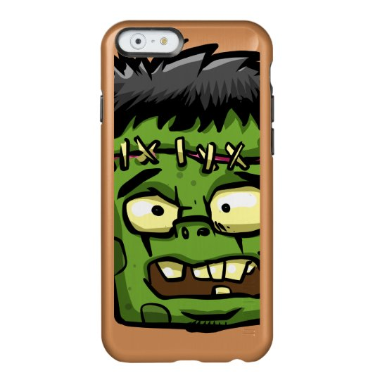 Baby frankenstein - baby frank - frank face incipio feather® shine iPhone 6 case