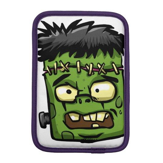 Baby frankenstein - baby frank - frank face iPad mini sleeve
