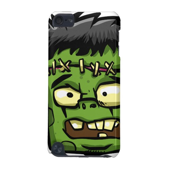 Baby frankenstein - baby frank - frank face iPod touch 5G cover