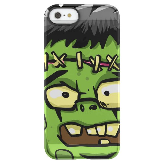 Baby frankenstein - baby frank - frank face permafrost® iPhone SE/5/5s case