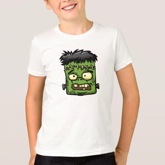 Baby frankenstein - baby frank - frank face T-Shirt