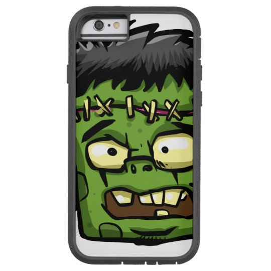 Baby frankenstein - baby frank - frank face tough xtreme iPhone 6 case