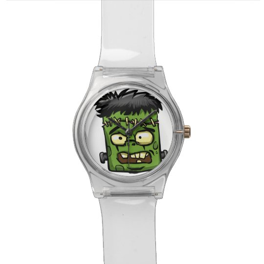 Baby frankenstein - baby frank - frank face watch