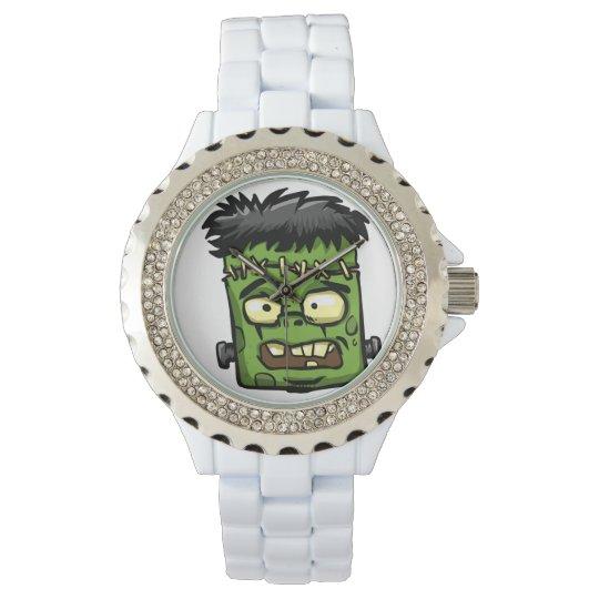 Baby frankenstein - baby frank - frank face watch