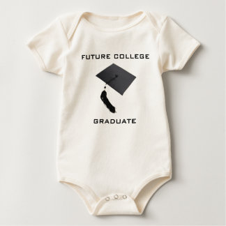 Baby Future College Graduate Baby Bodysuit