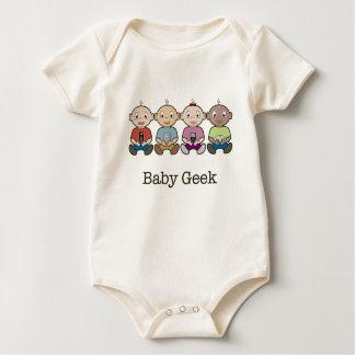 baby geek baby bodysuit