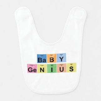 Baby Genius bib, avoid those dribbles. Baby Bib