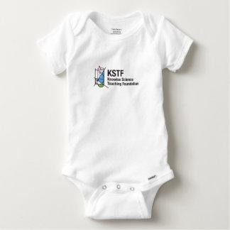 Baby Gerber Cotton One-Piece with Snaps - KSTF Baby Onesie