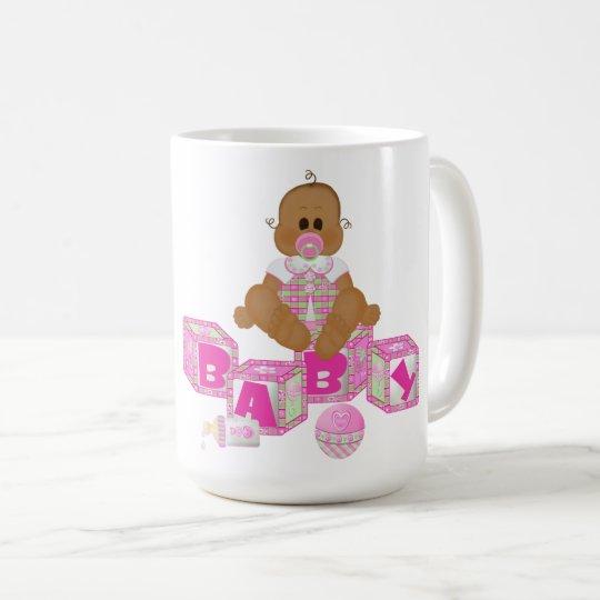 Baby Gift Ringer Mug