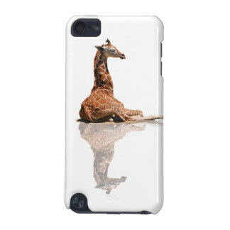 BABY GIRAFFE iPod TOUCH (5TH GENERATION) CASES
