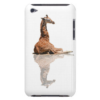 BABY GIRAFFE iPod TOUCH COVER