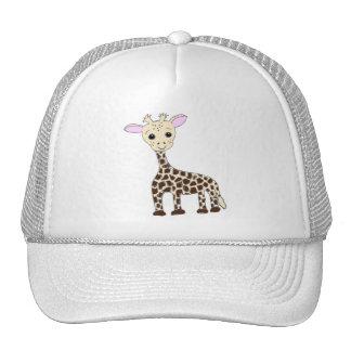Baby Giraffe Hats